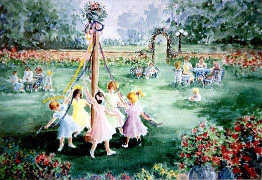 Beltane - Sabbat - Quarter Day - May Day