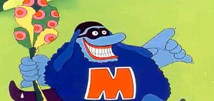 Blue Meanie - Yellow Submarine - Beatles
