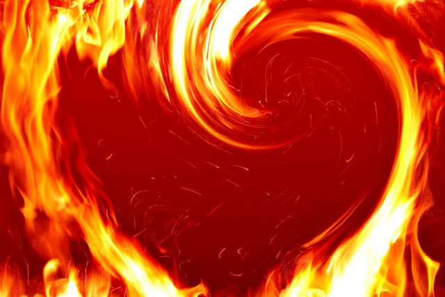 Eternal Flame - Flash Fiction
